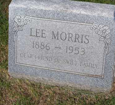 MORRIS, LEE - Washington County, Arkansas | LEE MORRIS - Arkansas Gravestone Photos