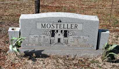 MOSTELLER, ARLIN M. - Washington County, Arkansas | ARLIN M. MOSTELLER - Arkansas Gravestone Photos