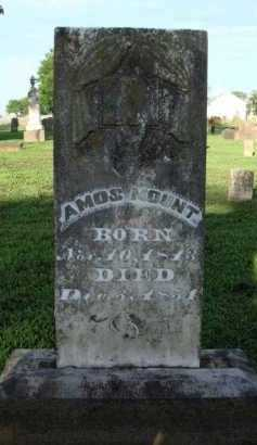 MOUNT, AMOS - Washington County, Arkansas | AMOS MOUNT - Arkansas Gravestone Photos