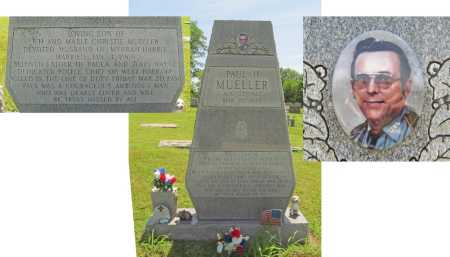 MUELLER, PAUL H. (POLICE CHIEF DIED IN DUTY) - Washington County, Arkansas | PAUL H. (POLICE CHIEF DIED IN DUTY) MUELLER - Arkansas Gravestone Photos