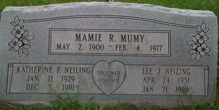 NEILING, KATHERINE P. - Washington County, Arkansas | KATHERINE P. NEILING - Arkansas Gravestone Photos