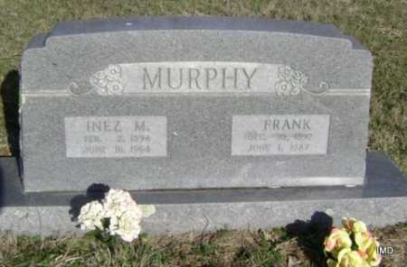 MURPHY, INEZ M. - Washington County, Arkansas | INEZ M. MURPHY - Arkansas Gravestone Photos