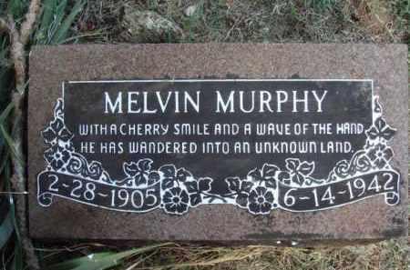 MURPHY, MELVIN - Washington County, Arkansas | MELVIN MURPHY - Arkansas Gravestone Photos