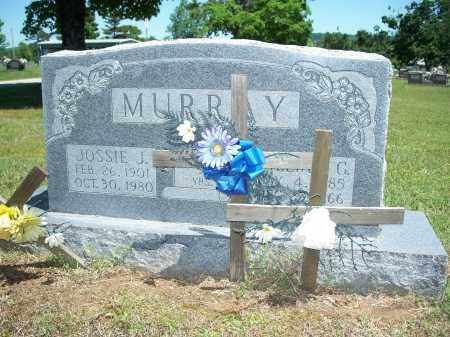 MURRAY, JOSSIE J. - Washington County, Arkansas | JOSSIE J. MURRAY - Arkansas Gravestone Photos