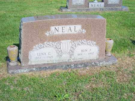 NEAL, BEN J. - Washington County, Arkansas | BEN J. NEAL - Arkansas Gravestone Photos
