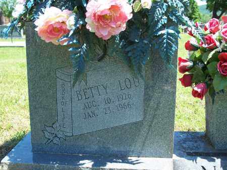 NEAL, BETTY LOU (CLOSEUP) - Washington County, Arkansas | BETTY LOU (CLOSEUP) NEAL - Arkansas Gravestone Photos