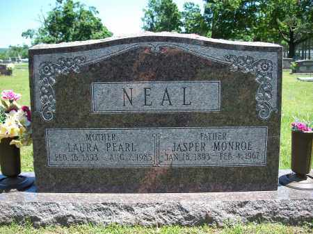 NEAL, JASPER MONROE - Washington County, Arkansas | JASPER MONROE NEAL - Arkansas Gravestone Photos