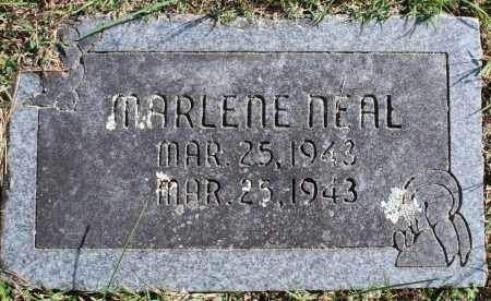 NEAL, MARLENE - Washington County, Arkansas | MARLENE NEAL - Arkansas Gravestone Photos
