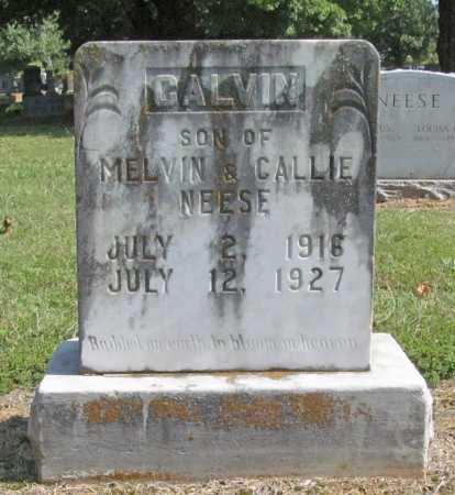 NEESE, CALVIN - Washington County, Arkansas | CALVIN NEESE - Arkansas Gravestone Photos