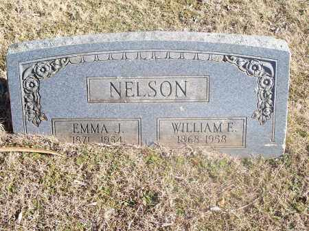 NELSON, WILLIAM E. - Washington County, Arkansas | WILLIAM E. NELSON - Arkansas Gravestone Photos