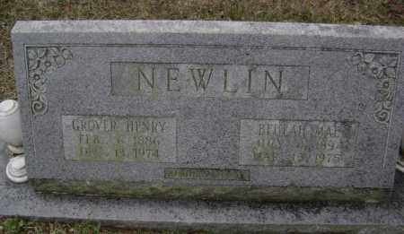 NEWLIN, GROVER HENRY - Washington County, Arkansas | GROVER HENRY NEWLIN - Arkansas Gravestone Photos