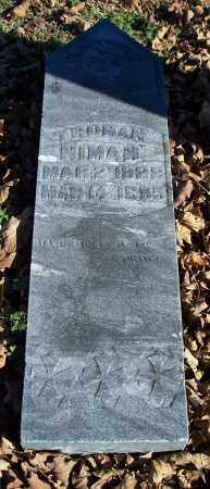 NIMAN, TRUMAN - Washington County, Arkansas | TRUMAN NIMAN - Arkansas Gravestone Photos