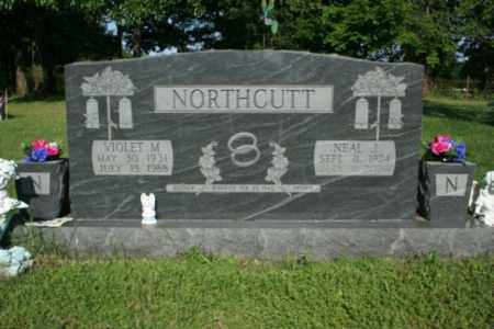 NORTHCUTT, VIOLET M - Washington County, Arkansas | VIOLET M NORTHCUTT - Arkansas Gravestone Photos