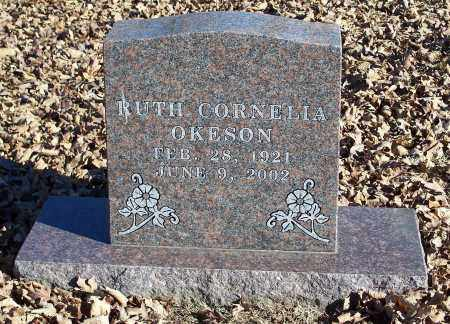 OKESON, RUTH CORNELIA - Washington County, Arkansas | RUTH CORNELIA OKESON - Arkansas Gravestone Photos