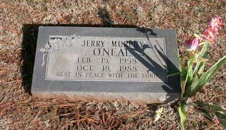 O'NEAL, JERRY MURPHY - Washington County, Arkansas | JERRY MURPHY O'NEAL - Arkansas Gravestone Photos