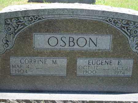 OSBON, CORRINE MAE - Washington County, Arkansas | CORRINE MAE OSBON - Arkansas Gravestone Photos