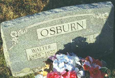 OSBURN, WALTER - Washington County, Arkansas | WALTER OSBURN - Arkansas Gravestone Photos