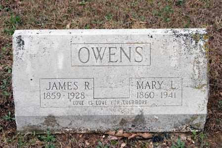OWENS, JAMES R. - Washington County, Arkansas | JAMES R. OWENS - Arkansas Gravestone Photos