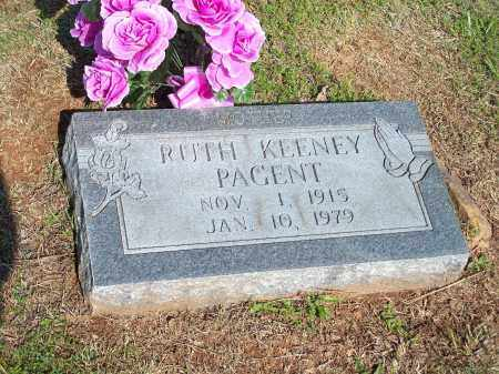 PAGENT, RUTH - Washington County, Arkansas | RUTH PAGENT - Arkansas Gravestone Photos