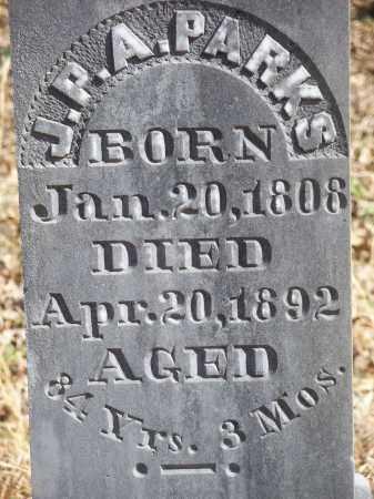 PARKS, JOHN P.A. - Washington County, Arkansas | JOHN P.A. PARKS - Arkansas Gravestone Photos