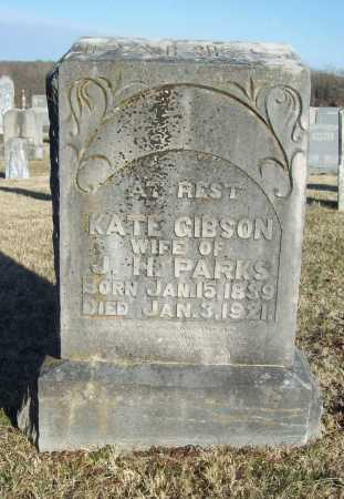 PARKS, KATE - Washington County, Arkansas | KATE PARKS - Arkansas Gravestone Photos