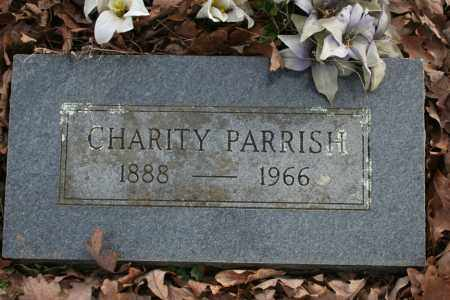 PARRISH, CHARITY - Washington County, Arkansas | CHARITY PARRISH - Arkansas Gravestone Photos