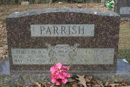 PARRISH, FLOY E. - Washington County, Arkansas | FLOY E. PARRISH - Arkansas Gravestone Photos
