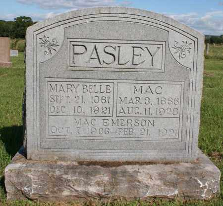 PASLEY, MAC - Washington County, Arkansas | MAC PASLEY - Arkansas Gravestone Photos