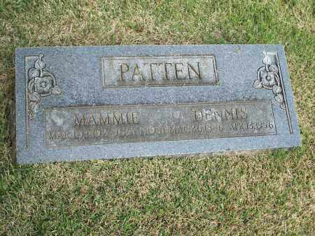 PATTEN, DENNIS - Washington County, Arkansas | DENNIS PATTEN - Arkansas Gravestone Photos