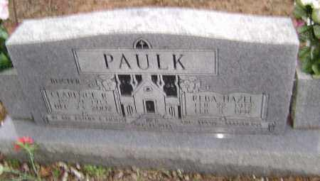PAULK, REBA - Washington County, Arkansas | REBA PAULK - Arkansas Gravestone Photos