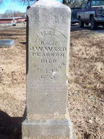 PEARSON, LIZZIE - Washington County, Arkansas | LIZZIE PEARSON - Arkansas Gravestone Photos
