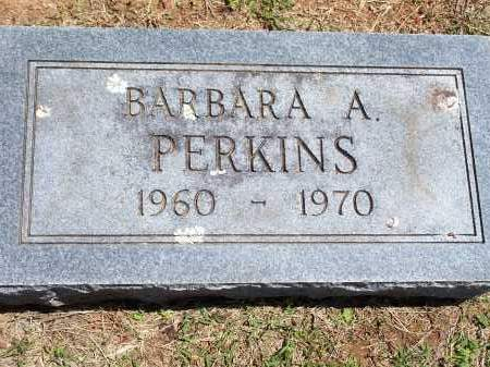 PERKINS, BARBARA A. - Washington County, Arkansas | BARBARA A. PERKINS - Arkansas Gravestone Photos