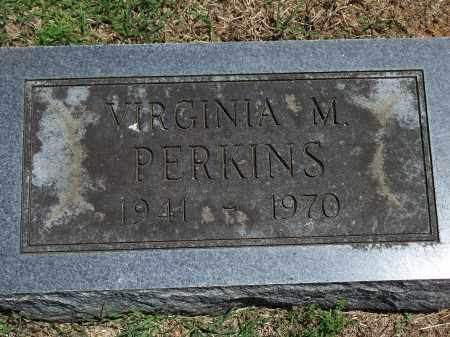 PERKINS, VIRGINIA M. - Washington County, Arkansas | VIRGINIA M. PERKINS - Arkansas Gravestone Photos