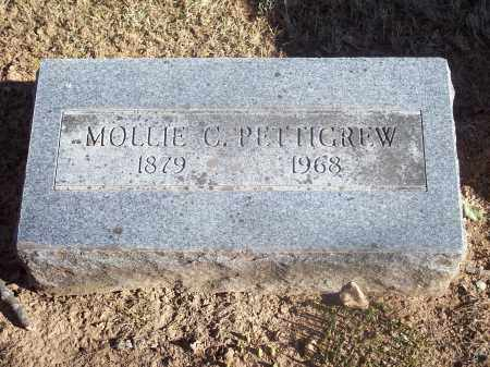 PETTIGREW, MOLLIE C. - Washington County, Arkansas | MOLLIE C. PETTIGREW - Arkansas Gravestone Photos