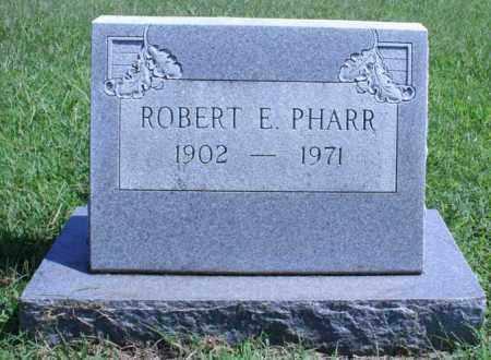PHARR, ROBERT E. - Washington County, Arkansas | ROBERT E. PHARR - Arkansas Gravestone Photos