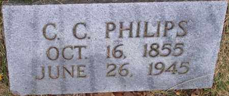 PHILIPS, C. C. - Washington County, Arkansas | C. C. PHILIPS - Arkansas Gravestone Photos