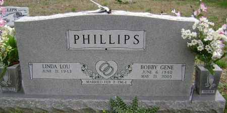 PHILLIPS, BOBBY GENE - Washington County, Arkansas | BOBBY GENE PHILLIPS - Arkansas Gravestone Photos