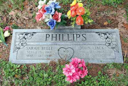 PHILLIPS, JOHN (JACK) - Washington County, Arkansas | JOHN (JACK) PHILLIPS - Arkansas Gravestone Photos