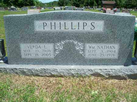 ELLIOTT PHILLIPS, VERDA LOUISE - Washington County, Arkansas | VERDA LOUISE ELLIOTT PHILLIPS - Arkansas Gravestone Photos