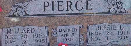 SNELL PIERCE, BESSIE L. - Washington County, Arkansas | BESSIE L. SNELL PIERCE - Arkansas Gravestone Photos