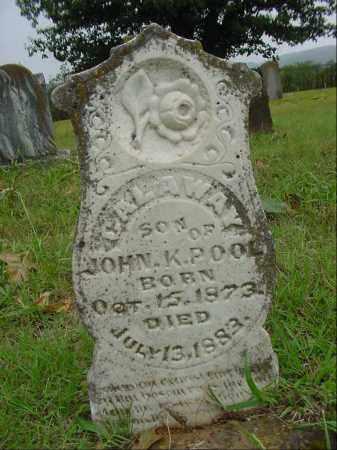 POOL, CALAWAY - Washington County, Arkansas   CALAWAY POOL - Arkansas Gravestone Photos