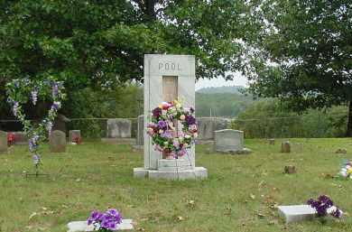 FAUBUS POOL, MARY ELLEN - Washington County, Arkansas   MARY ELLEN FAUBUS POOL - Arkansas Gravestone Photos