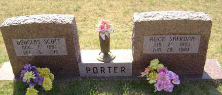 PORTER, DOUGLAS SCOTT - Washington County, Arkansas | DOUGLAS SCOTT PORTER - Arkansas Gravestone Photos