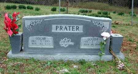PRATER, OSCAR - Washington County, Arkansas | OSCAR PRATER - Arkansas Gravestone Photos