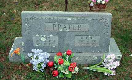 PRATER, DEEDIE - Washington County, Arkansas | DEEDIE PRATER - Arkansas Gravestone Photos