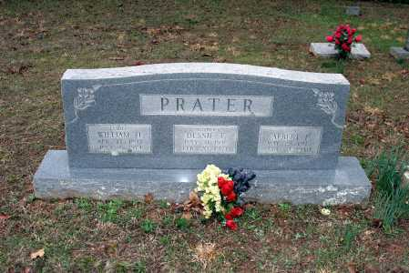 PRATER, WILLIAM H. - Washington County, Arkansas | WILLIAM H. PRATER - Arkansas Gravestone Photos