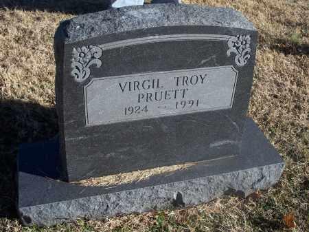 PRUETT, VIRGIL TROY - Washington County, Arkansas | VIRGIL TROY PRUETT - Arkansas Gravestone Photos