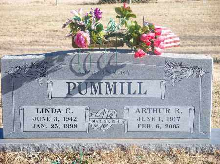 PUMMILL, LINDA C. - Washington County, Arkansas | LINDA C. PUMMILL - Arkansas Gravestone Photos