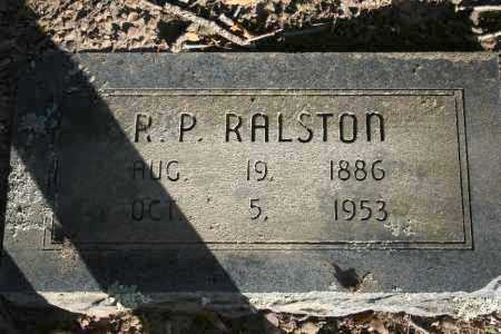 RALSTON, R.P. - Washington County, Arkansas | R.P. RALSTON - Arkansas Gravestone Photos