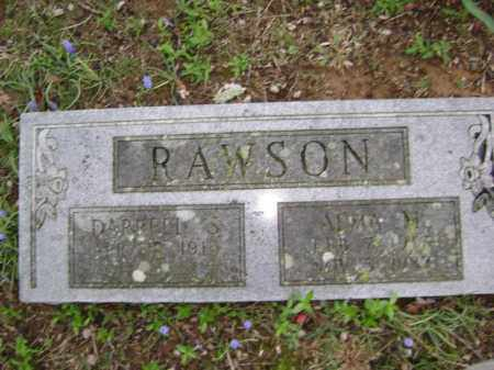 RAWSON, ALMA M. - Washington County, Arkansas | ALMA M. RAWSON - Arkansas Gravestone Photos